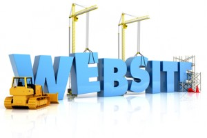 Website building , under construction or repair
