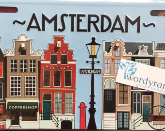 Greek Translator In Amsterdam, Holland
